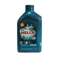 10w40 SHELL Helix HX7 1л полусинтетика