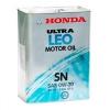 0w20 HONDA ULTRA LEO 4 л  синтетика