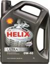 0w40 SHELL Helix Ultra 4л синтетика