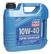 10w40 LIQUI MOLY Super Leichtlauf 4л полусинтетика