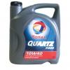 10w40 TOTAL QUARTZ 7000 4л полусинтетика