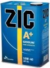 10w40 ZIC A Plus 4л полусинтетика