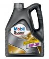5w30 MOBIL Super FE 3000 4л. синтетика