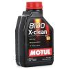 5w30 MOTUL 8100 X-clean 1л синтетика
