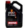 5w30 MOTUL 8100 X-clean C3 5л синтетика