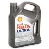 5w30 SHELL Helix Ultra ECT 4л. синтетика