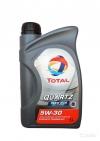 5w30 TOTAL QUARTZ INEO ECS 1л. синтетика