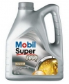5w40 MOBIL Super 3000 4л синтетика