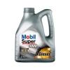 5w40 MOBIL Super 3000 Diesel 4л синтетика