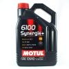 5w40 MOTUL 6100 Synergie+ 4л полусинтетика