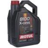 5w40 MOTUL 8100 X-cess 5л синтетика