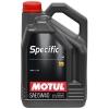 5w40 MOTUL SPECIFIС BMW LL-04 5л синтетика