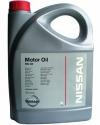 5w40 NISSAN 5л синтетика