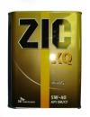 5w40 ZIC XQ 4л синтетика