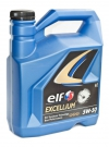 5w50 ELF EXCELLIUM 4л синтетика