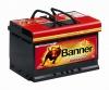 60Ah обратная BANNER Power Bull 540 Европа